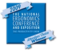 2009 National Ergonomics Conference and Exposition